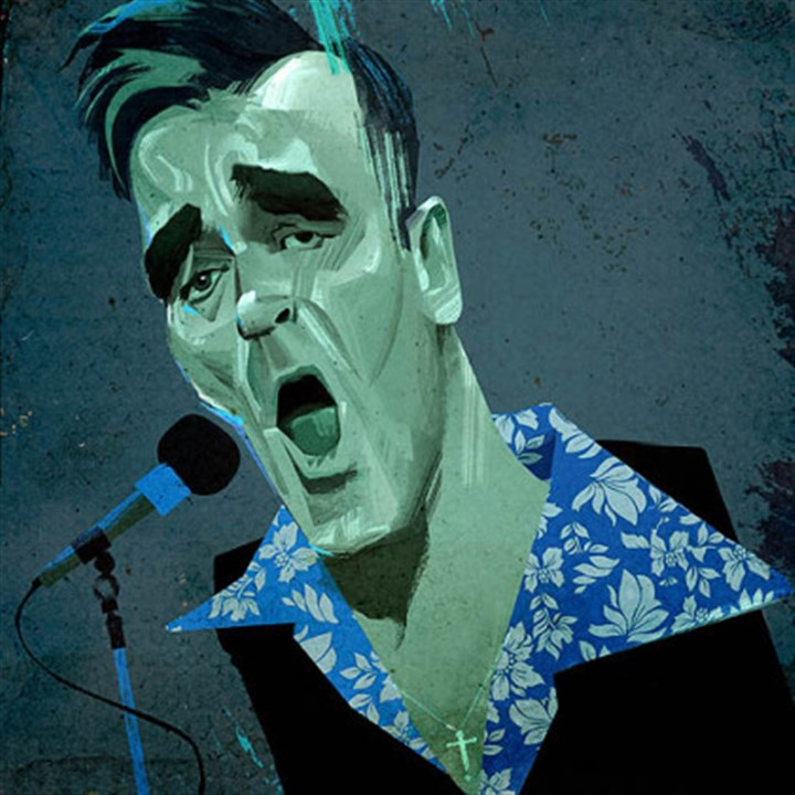"Singer Morrissey Morrissey: ""I survive because the songs are strong, and for no other reason. I have never once relied on a promotional campaign."""