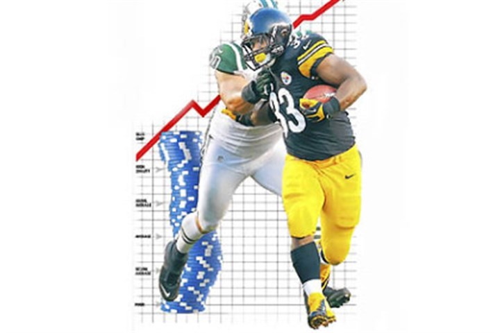 Steelers Statistics are a growing trend when it comes to analyzing NFL players.