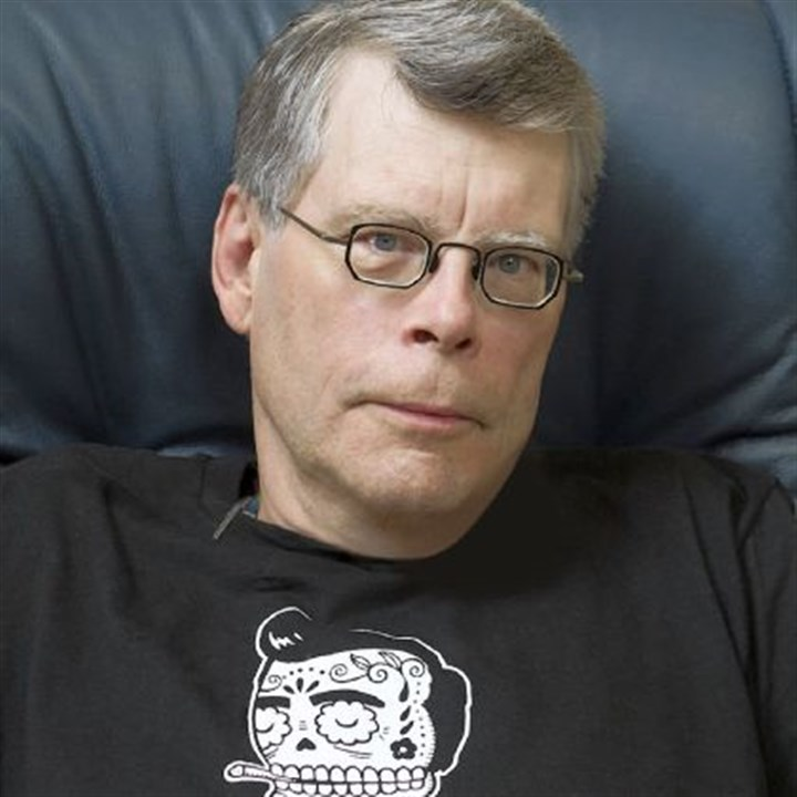 "Stephen King Stephen King, author of ""Doctor Sleep."""