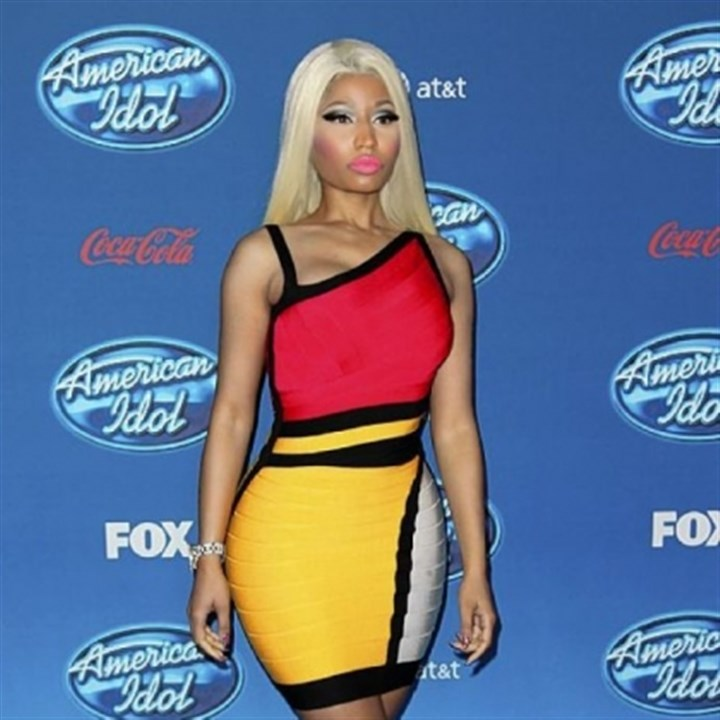 Stylebook: Nicki Minaj Nicki Minaj will create a line of her color-burst clothes for Kmart and ShopYourWay.com.