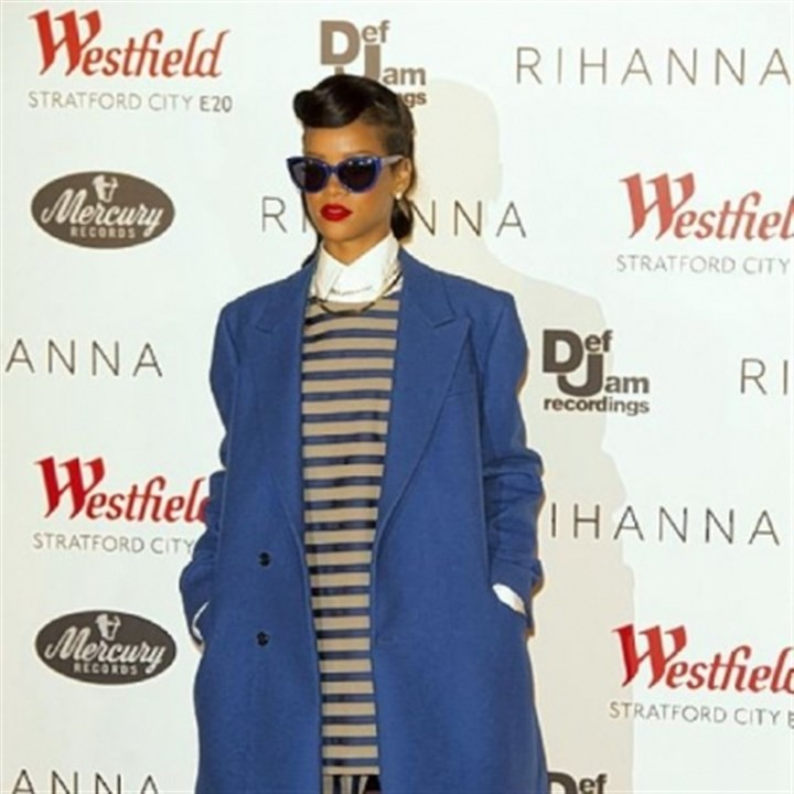 Stylebook: Rihanna Rihanna will unveil her fashion line next month during London Fashion Week.