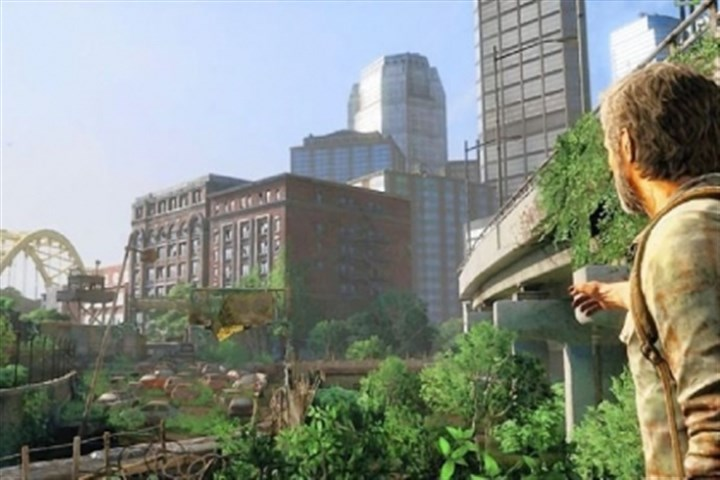 "'The Last of Us' In the video game ""The Last of Us,"" set partially in post-apocalyptic Pittsburgh, lead character Joel points to a bridge that should be familiar to locals."