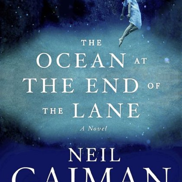 "'The Ocean at the End of the Lane' ""The Ocean at the End of the Lane"" by Neil Gaiman."