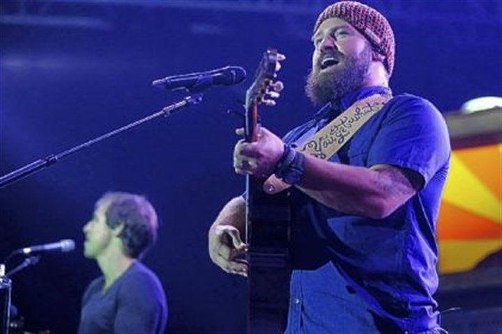 The Zac Brown Band The Zac Brown Band hits First Niagara Pavilion Saturday night.