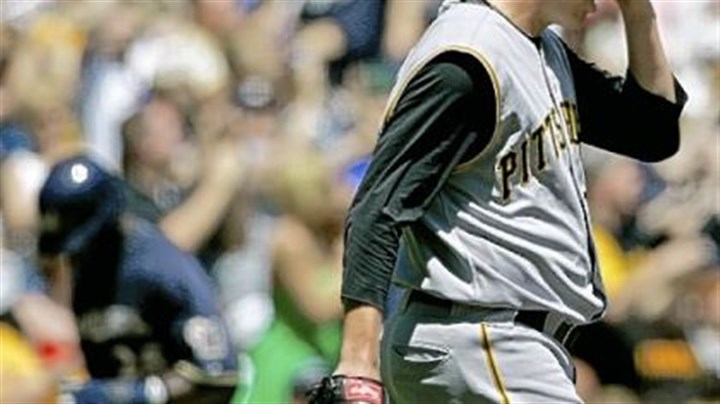 Tom Gorzelanny Tom Gorzelanny, who won a team-high 14 games in 2007, was 7-5 in games after a Pirates loss.