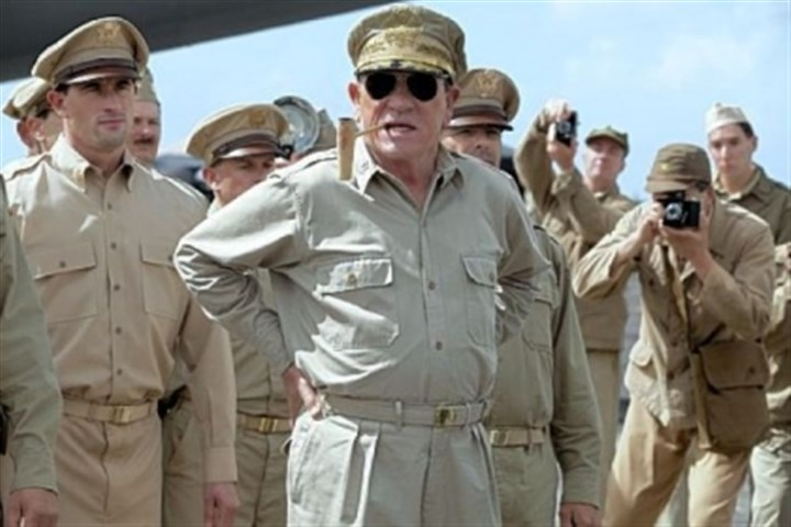 Tommy Lee Jones Tommy Lee Jones stars as Gen. Douglas MacArthur in Peter Webber's 'Emperor.'