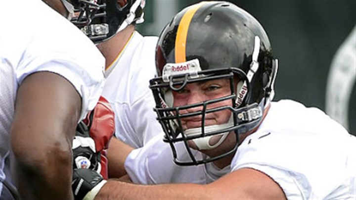 Top pick hurt Offensive guard David DeCastro, working out during minicamp before being hurt, is the latest in a line of injured players who will impact the decisions made by tomorrow on the 53-man roster. The Steelers play host to the Carolina Panthers at 7 tonight.