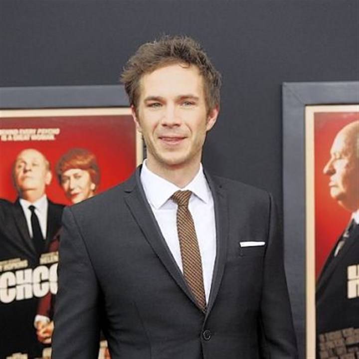 "TV show in Pittsburgh James D'Arcy will portray a forensic profiler in a pilot for ""Those Who Kill,"" an A&E series that begins filming in Pittsburgh next week."