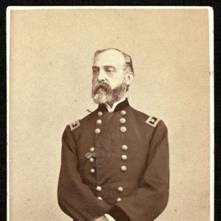 Union Gen. George Meade Union Gen. George Meade took command just three days before Gettysburg.