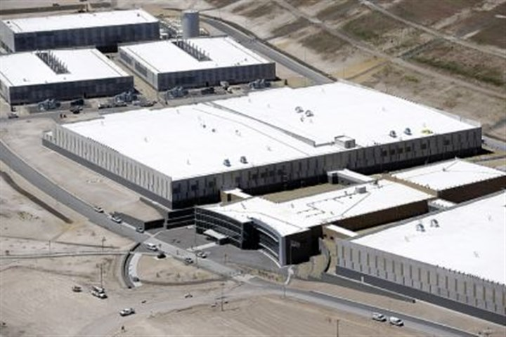 Utah Data Center The NSA's Utah Data Center spans 1.5 million square feet and collects zettabytes of data, even the Taliban's.