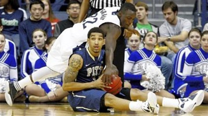 Wright.jpg Pitt's Cameron Wright is averaging 4.6 points and 1.9 rebounds per game despite playing the second-fewest minutes on the team.