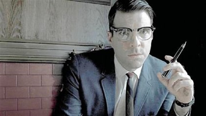 "Zachary Quinto Pittsburgh native Zachary Quinto portrays Dr. Oliver Thredson on ""American Horror Story: Asylum."""