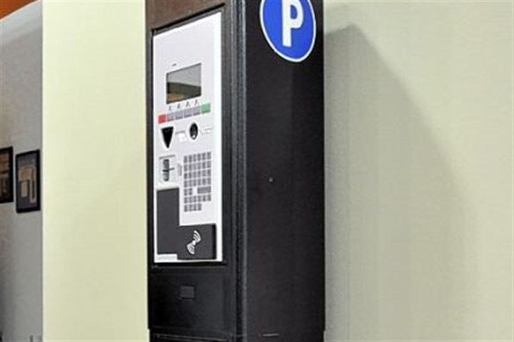 parking meter As of mid-August, the Pittsburgh Parking Authority had issued nearly 25,000 fewer tickets than over the first eight months of 2013.