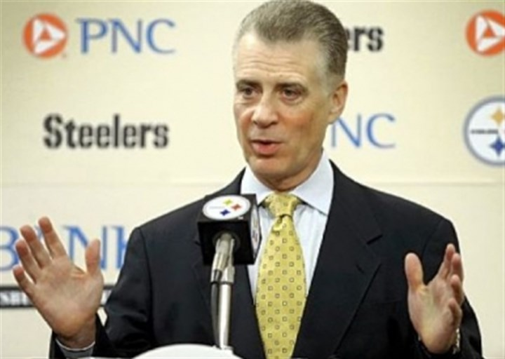 Steelers president Art Rooney II Steelers president Art Rooney II talked about the state of the team and the future of its franchise quarterback.