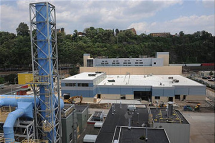 Alcosan Alcosan's operations and maintenance facility on the North Side.