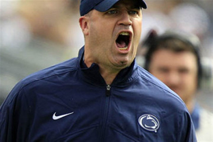 psu1229 Multiple reports claim Penn State's Bill O'Brien is the favorite to become the next Houston Texans coach.