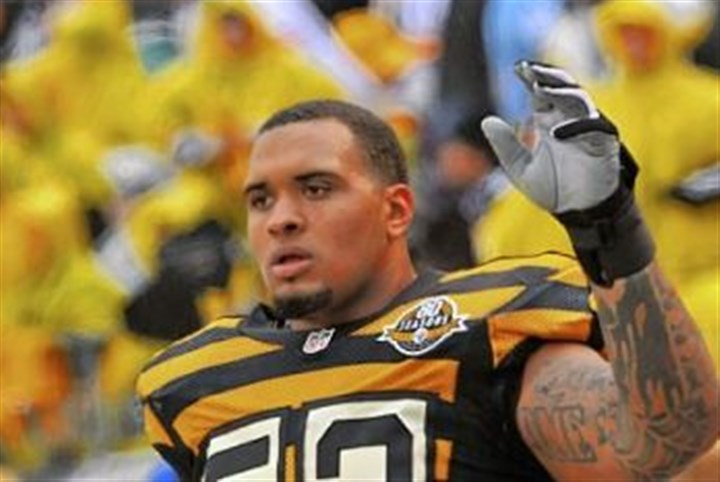 Maurkice Pouncey Steelers center Maurkice Pouncey missed most of the 2013 season with a torn ACL.