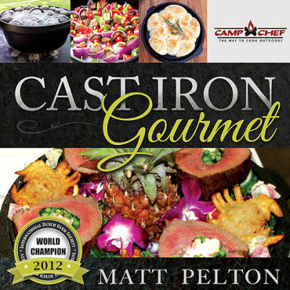 'Cast Iron Gourmet'