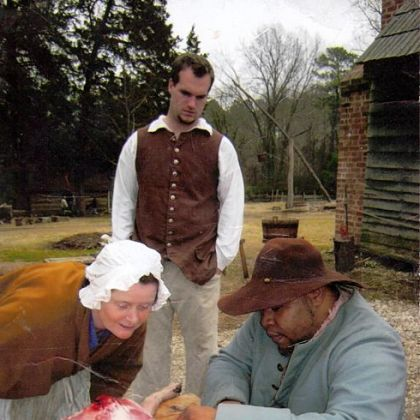 Michael Twitty Culinary historian Michael Twitty is an expert on the foodways of enslaved African-Americans