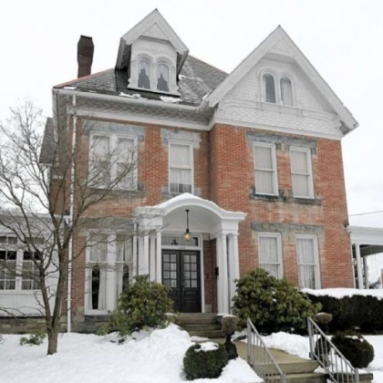 Buying here greensburg pittsburgh post gazette for 3 story victorian house