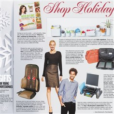 20131129ShopHolidayfull Gift ideas for young professionals.