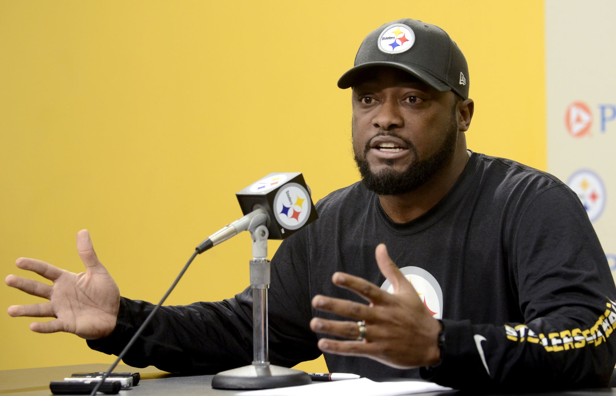 Steelers Extend Mike Tomlin Through 2018 - bettingsports.com