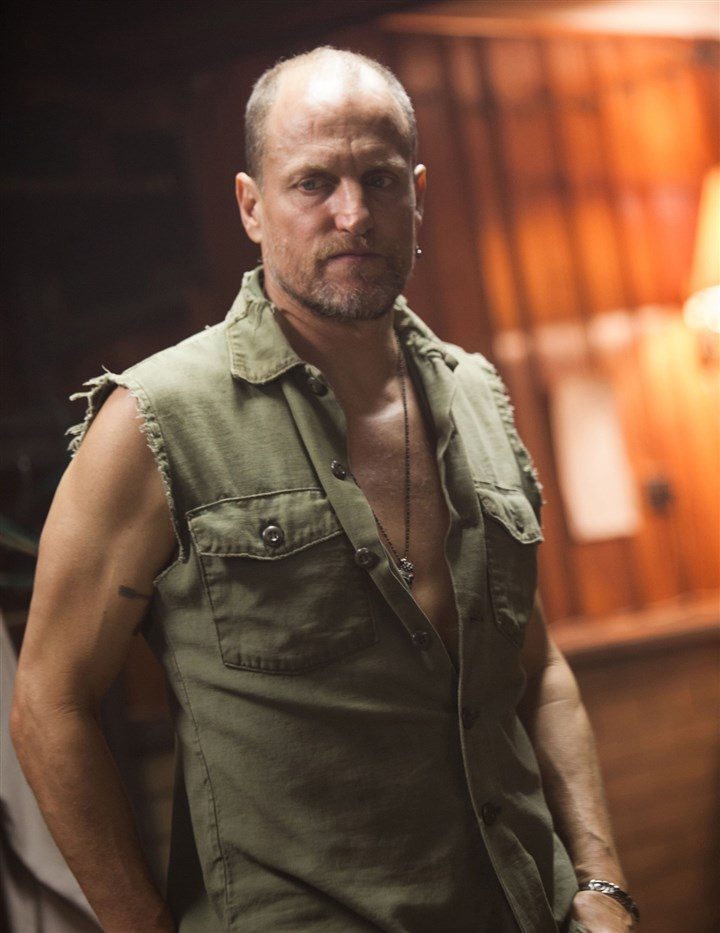 "Furnace1 Woody Harrelson stars in ""Out of the Furnace."""
