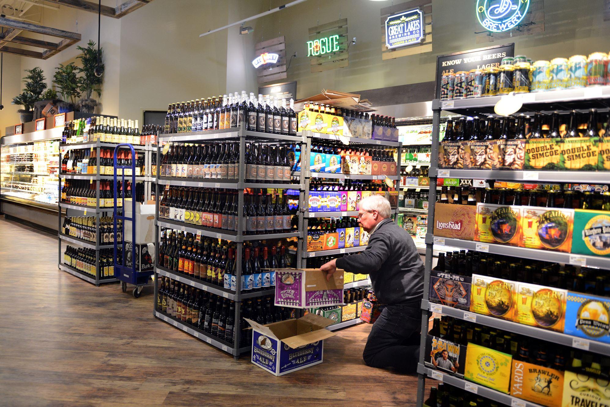 beer merchandiser examples of hospitality resumes vue mind mapping - Beer Merchandiser