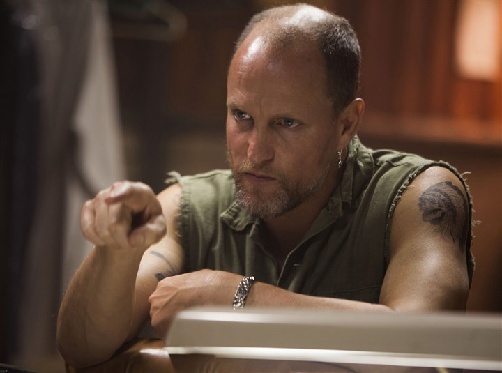 "20131205hoFurnaceMag14 Woody Harrelson in ""Out of this Furnace."""