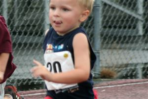 Chase Kowalski, in 2009 at 2 years old. Chase was 7 when he was killed at Sandy Hook.