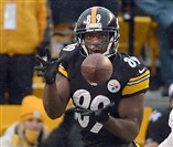 Jerricho Cotchery - Cashed in on a good 2013 in