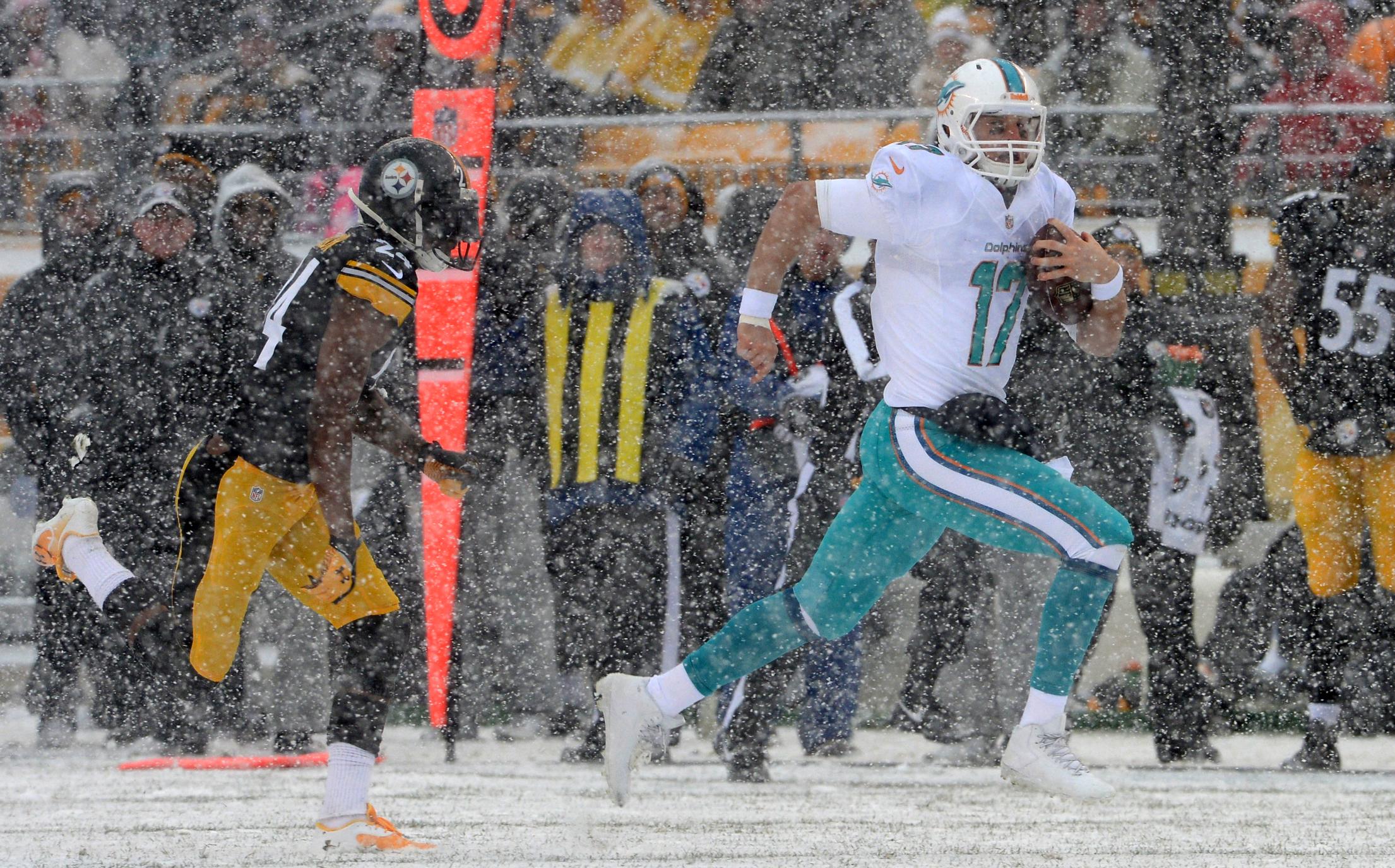 Steelers Notebook: Defense blown open again