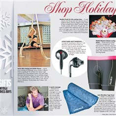 Shop Holiday yoga and fitness