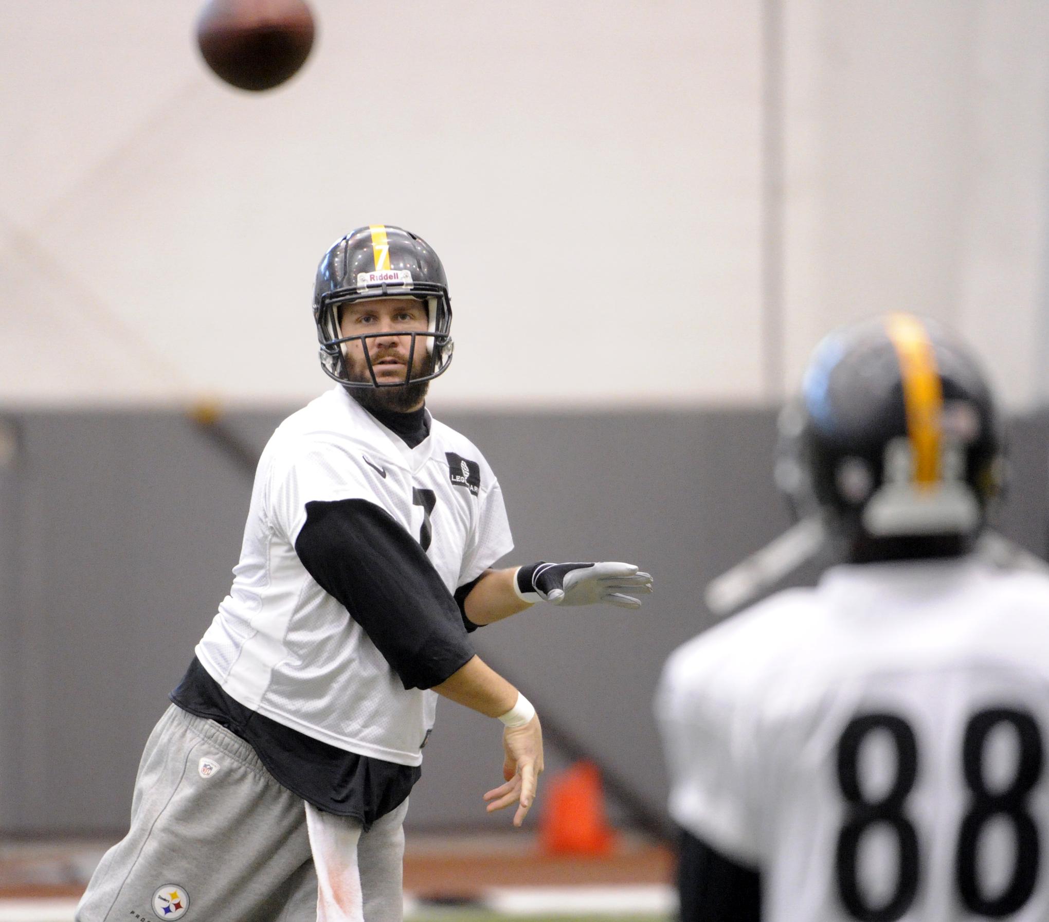 On the Steelers: Offense isn't running on empty