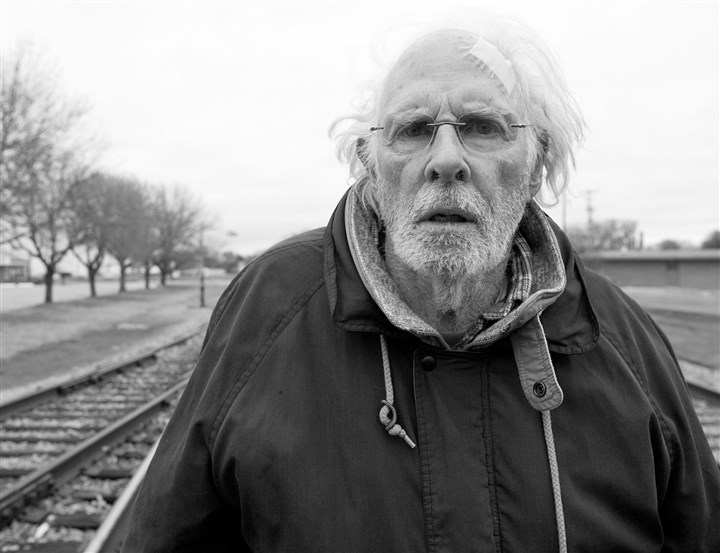 "NEBRASKA Bruce Dern is Woody Grant in ""Nebraska."""