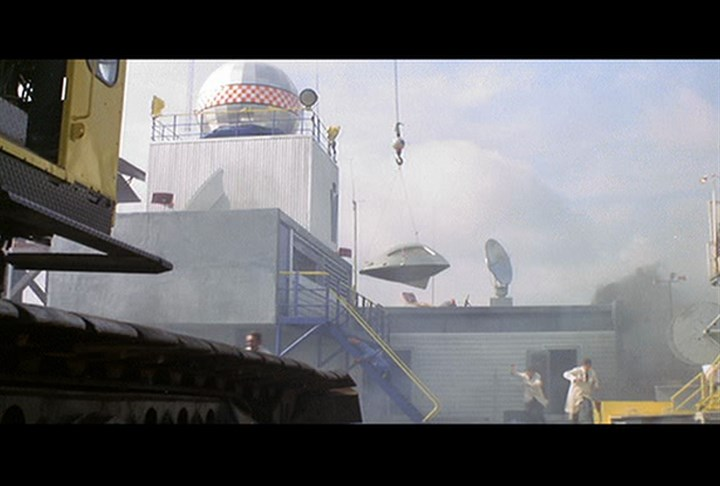 "Bond2-8 Bath-O-Sub in ""Diamonds Are Forever."""