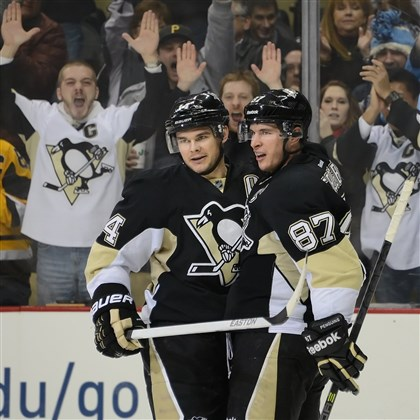 Ron Cook: Stars here already hold playoff keys for Penguins