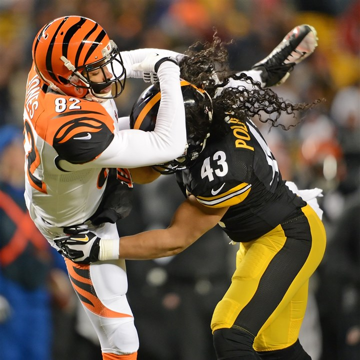 steele0105 Steelers safety Troy Polamalu might be back next season, but a few of his veteran teammates likely won't be.