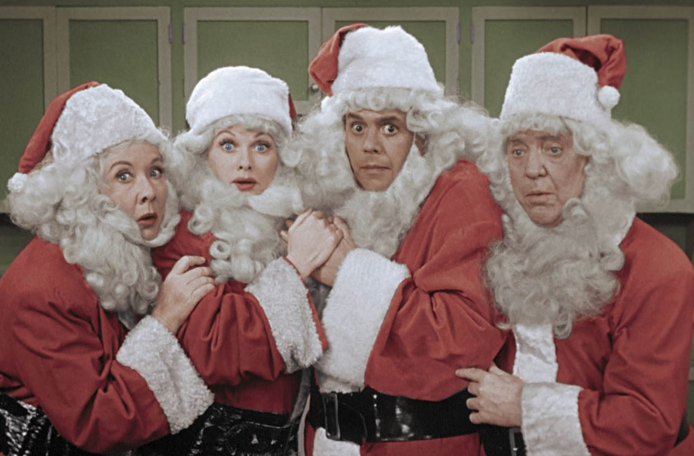Tuned In: CBS airs newly colorized 'I Love Lucy' episodes ...