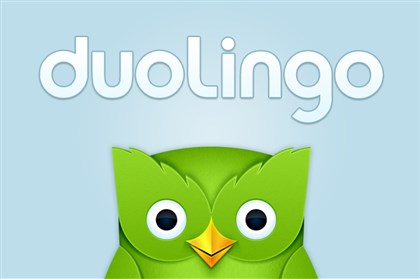 Duolingo banner Oakland-based Duolingo has been named iTunes App of the Year by Apple.