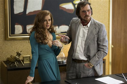 """American Hustle"" Amy Adams, Christian Bale Amy Adams and Christian Bale have been nominated for Academy Awards as best actress and actor for their portrayals of a conning team in best picture nominee ""American Hustle."""