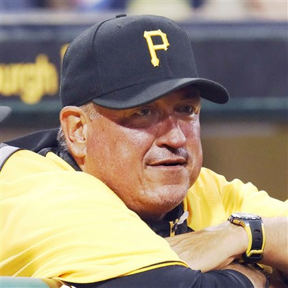 hurdle0202 Pirates manager Clint Hurdle is the Dapper Dan Sportsman of the Year.