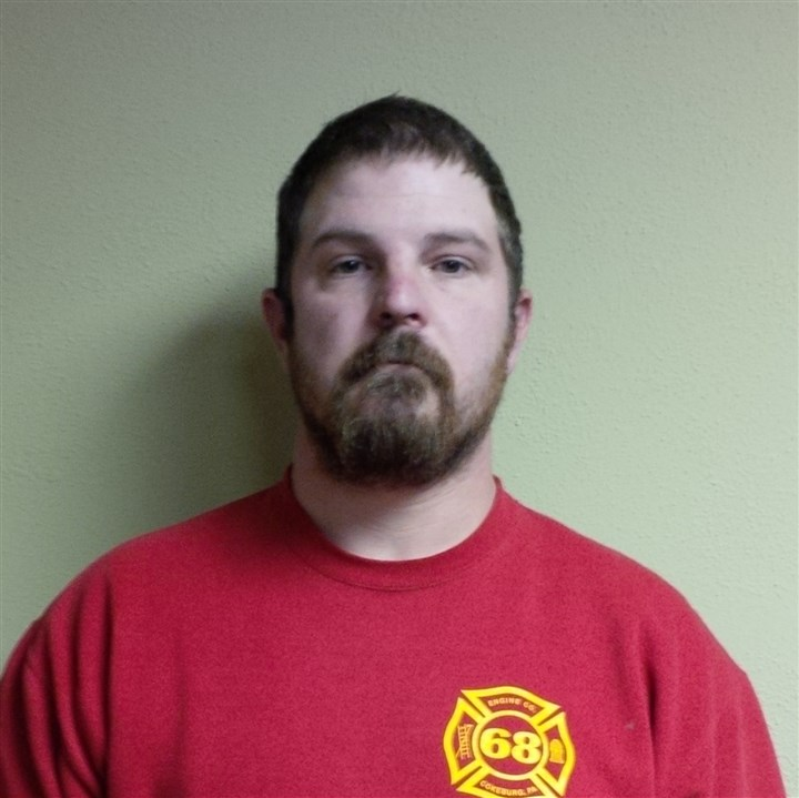 curtisthompson.jpg Curtis Ray Thompson of Scenery Hill, Washington County, accused of sexually assaulting two young girls.