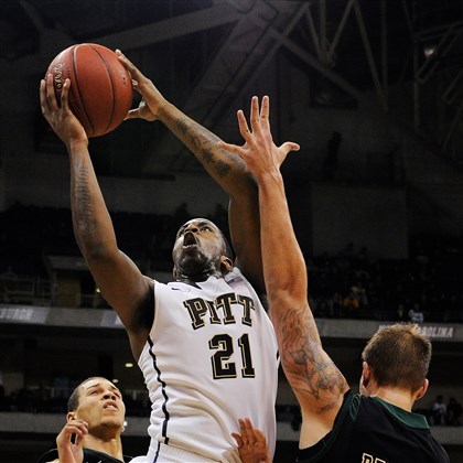 patterson1222 Lamar Patterson scores two of his 30 points Saturday in Pitt's win against Cal Poly.