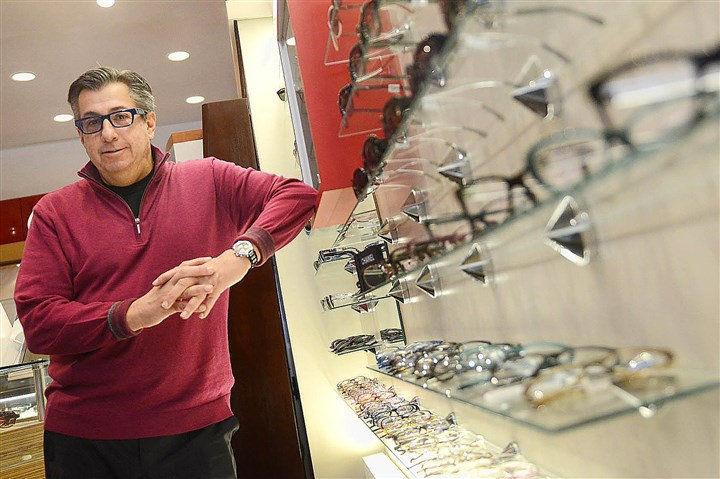 impact1222new Norman Childs' Eyetique eyewear boutique business has grown to include 13 stores in Western Pennsylvania.