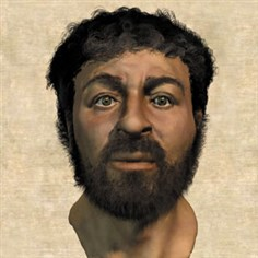 JesusBrown1222 Popular Mechanics has a forensic anthropologist and a computer programmer create an image of how a Jewish male of Jesus' time and place might look.