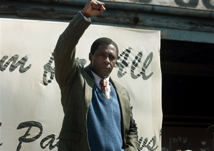 "MANDELA: LONG WALK TO FREEDOM Idris Elba stars in ""Mandela: Long Walk t Freedom."""