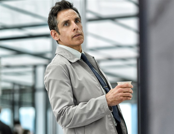"THE SECRET LIFE OF WALTER MITTY Ben Stiller stars in and directs ""The Secret Life of Walter Mitty."""