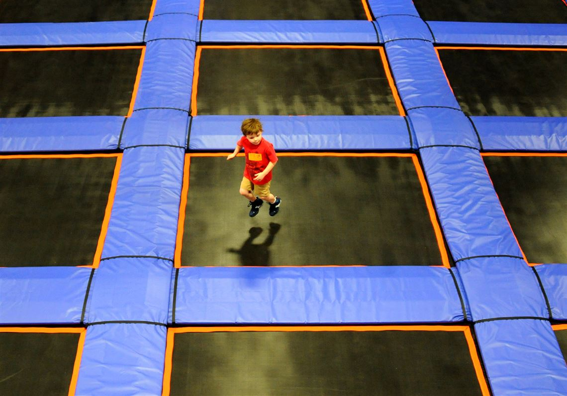 Trampoline parks showing big bounce in injuries, study shows ...