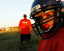 "Esquire Network says a spin-off of its popular ""Friday Night Tykes"" series will be called ""Steel Country"" and chronicle the Beaver County Youth Football League. It will debut on March 22.Walter Iooss/Esquire Network)"